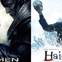 X-Men: Apocalypse Poster Resemble With Shahid Kapoor's 'Haider' Poster