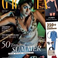 Alia Bhatt Cover Photoshoot for Grazia Magzine February 2016