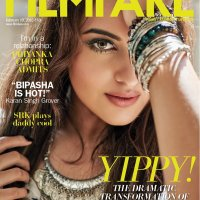 Sonakshi Sinha Filmfare Cover Photoshoot February 2016