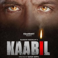Kaabil - Hrithik Roshan Movie First Look Poster