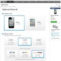 Precios del iPhone 4S