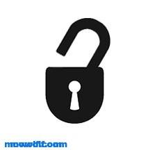 Unlock حركه جميله للتخلص من الرقم السري للجوال