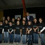 Visita del primer Mandatario Rafael Correa