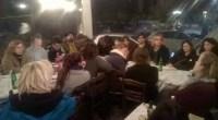 Φωτο: Από τη συζήτηση που ειχαν το Σάββατο το βράδυ, ευρωβουλευτές της Αριστεράς με κατοίκους του Μολύβου.