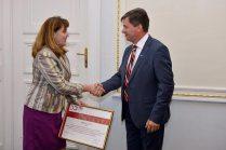 CSR Best Practice díjazottak: K&H Bank