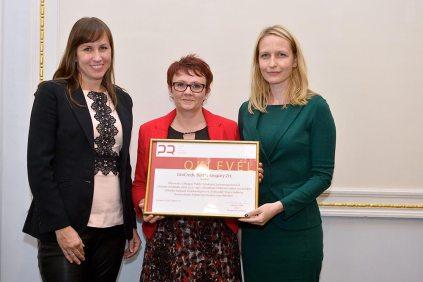 CSR Best Practice díjazottak: Unicredit