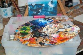 Atelier Libre peinture