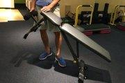 重訓輔助器材介紹─Bladez BW13重訓椅(舉重床)