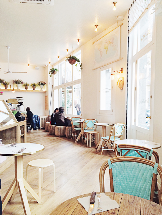 Brunch and Cake Barcelona abre nuevo local: Travel and cake