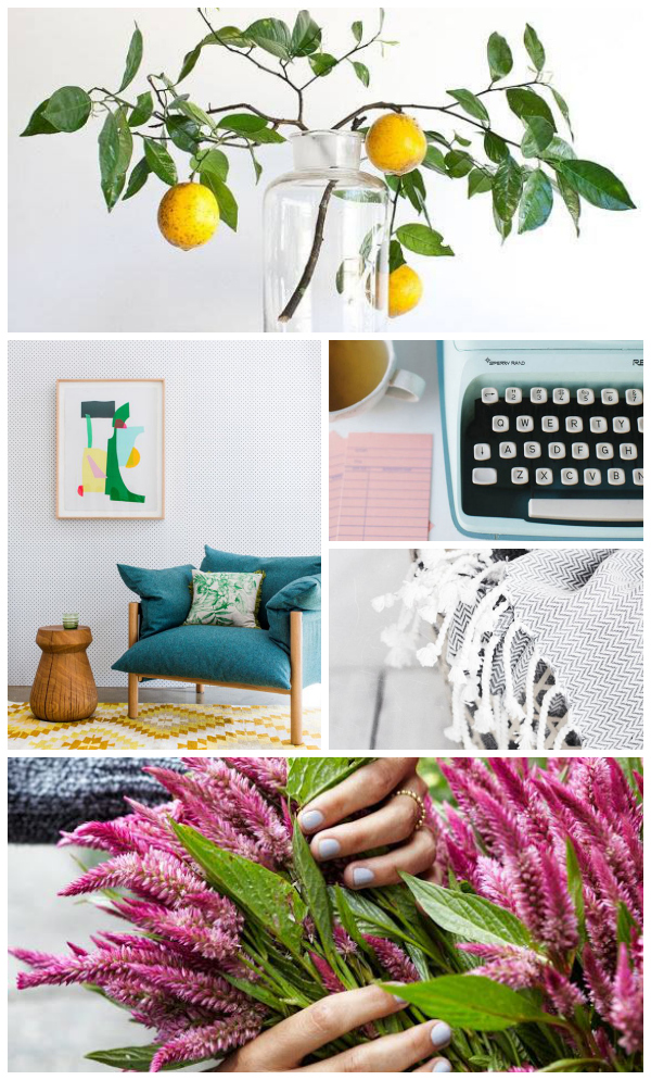 Colores favoritos para decorar y para mi día a día. Mireia Rovira at Mr and Miss Colors