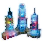 Lite Brix Building System - Extreme City Lights from Cra-Z-Art