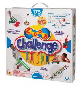 zoob challenge poof-slinky