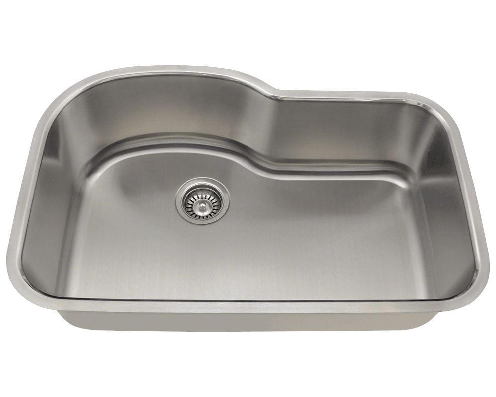 offset single bowl stainless steel sink single bowl kitchen sink