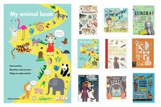 best factual books for children