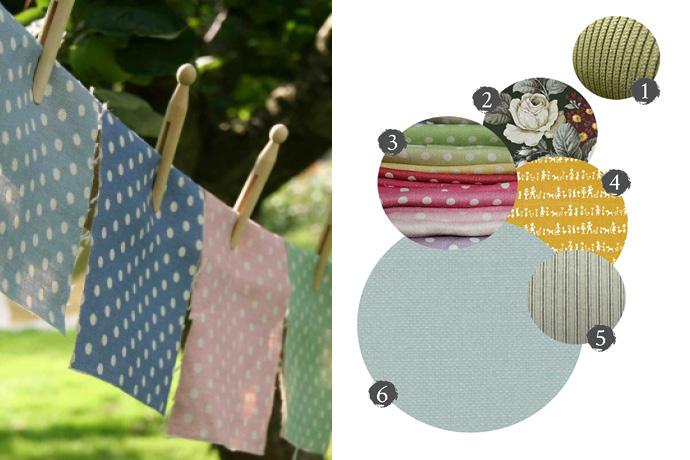 Fabrics for Children's Rooms