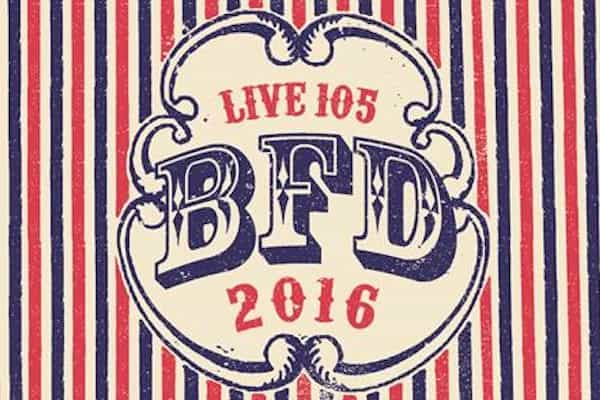 BFD 2016 Party Bus