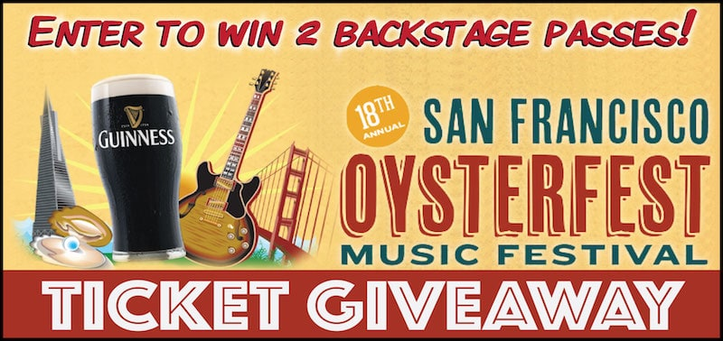 Win Tickets to San Francisco Oysterfest