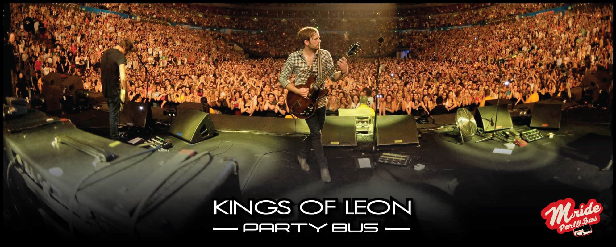 Kings of Leon Party Bus
