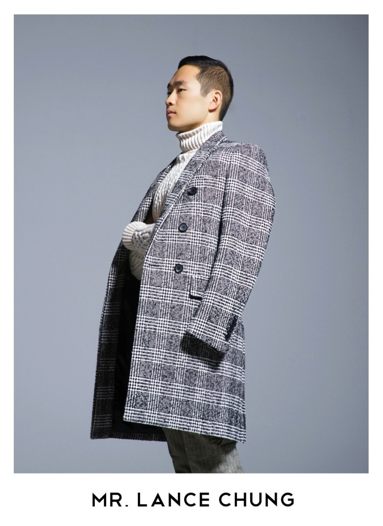 Turtleneck Sweater with Overcoat copy