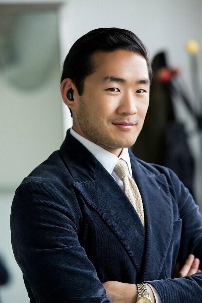 Samsung Gear IconX Lance Chung