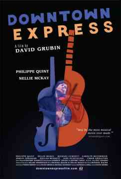 Downtown Express film, Philippe Quint