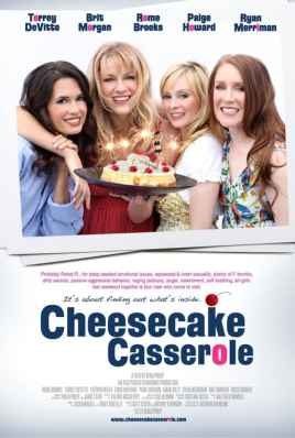 Cheesecake Casserole, Paige Howard