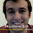 Podcast: Play in new window | Download | Embed Podcast (video): Play in new window | Download | Embed Today's Guest: Actor Matthew Ziff, 'Treachery,' 'Six-Gun Savior'Mr. Media is recorded...