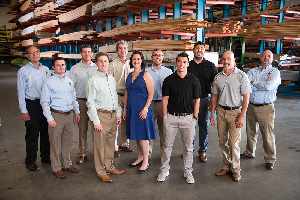 Full-Sales-Team Manufacturers Reserve Supply building products