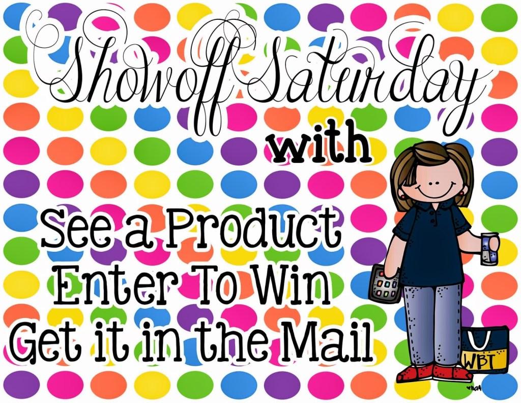 Showoff Saturday–ON SUNDAY