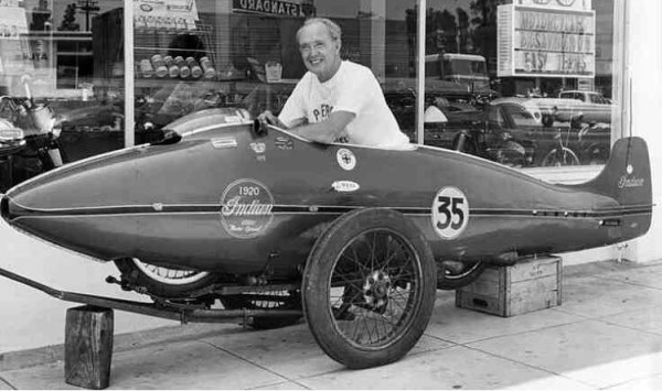 Burt Munro. The coolest man alive in the worlds fastest Indian