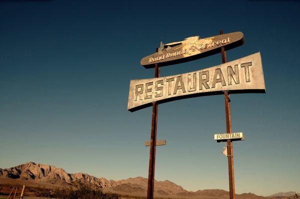 The Roadrunner Retreat. Route 66, California