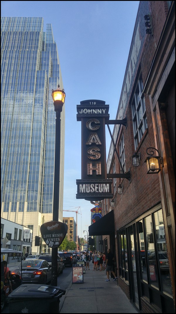 The Johnny Cash Museum Nashville Tennessee