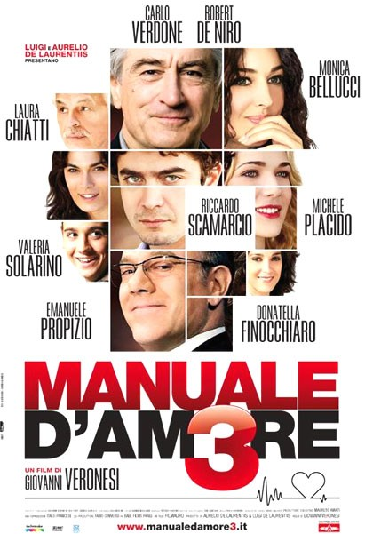 At the Italian movies, Manuale d'Amore 3