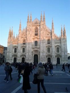 Milan Duomo - copyright Sara Rosso