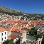 Rooftops of Dubrovnik, Ms. Adventures in Italy by Sara Rosso