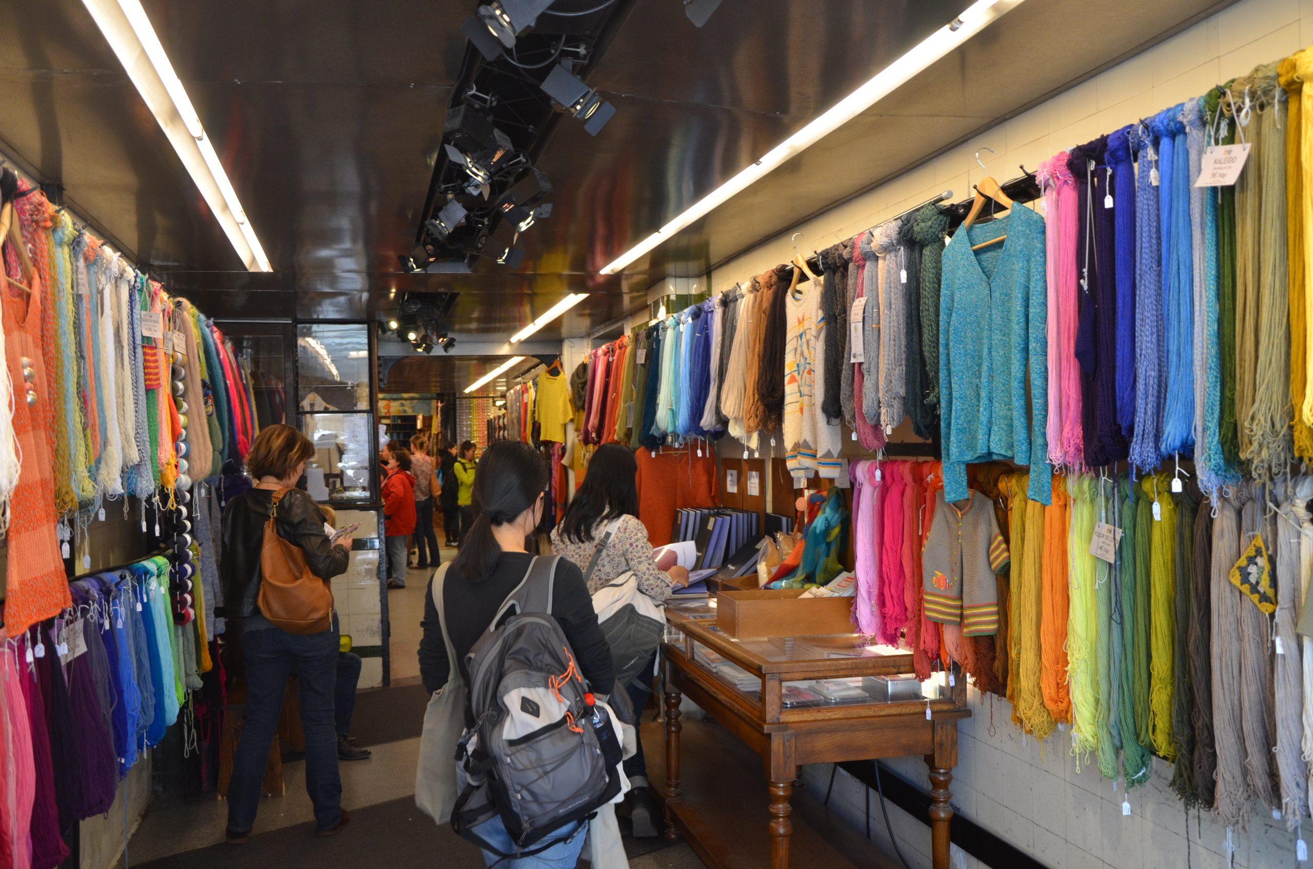 paris yarn shops ms mae travels. Black Bedroom Furniture Sets. Home Design Ideas