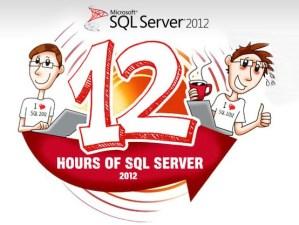 12 Hours of SQL Server 2012