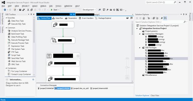 SSDT - What it looks like in Visual Studio 2012