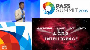 PASS Summit Keynote Day 1