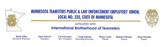 Minnesota Teamsters Public & Law Enforcement Employees' Union, Local No. 320, State Of Minnesota