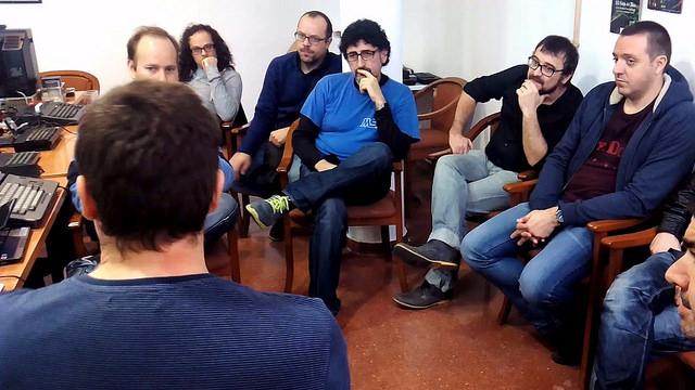 1ª RU MSX Sevilla