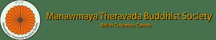 Manawmaya Theravada Buddhist Society Logo