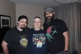 Keepers Dan, Jon, & Murph