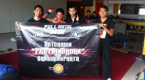 Phetsingkorn SitKruPraeng Fight in Mma Full Metal Dojo 1