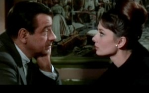 Charade, the movie classic