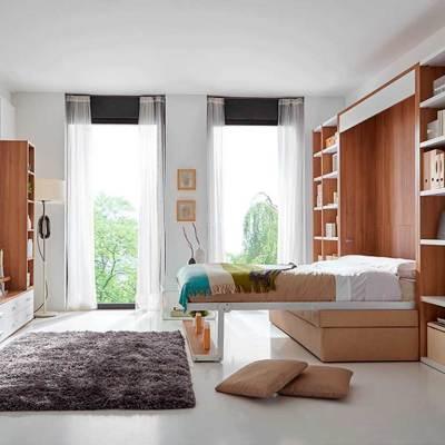 cama-abatible-matrimonio-con-sofa