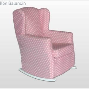 Balancín de lactancia,sillón de lactancia