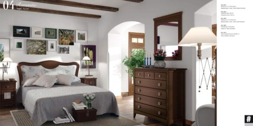 Dormitorio Garbo Romantic