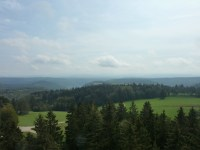 view from hagen tower