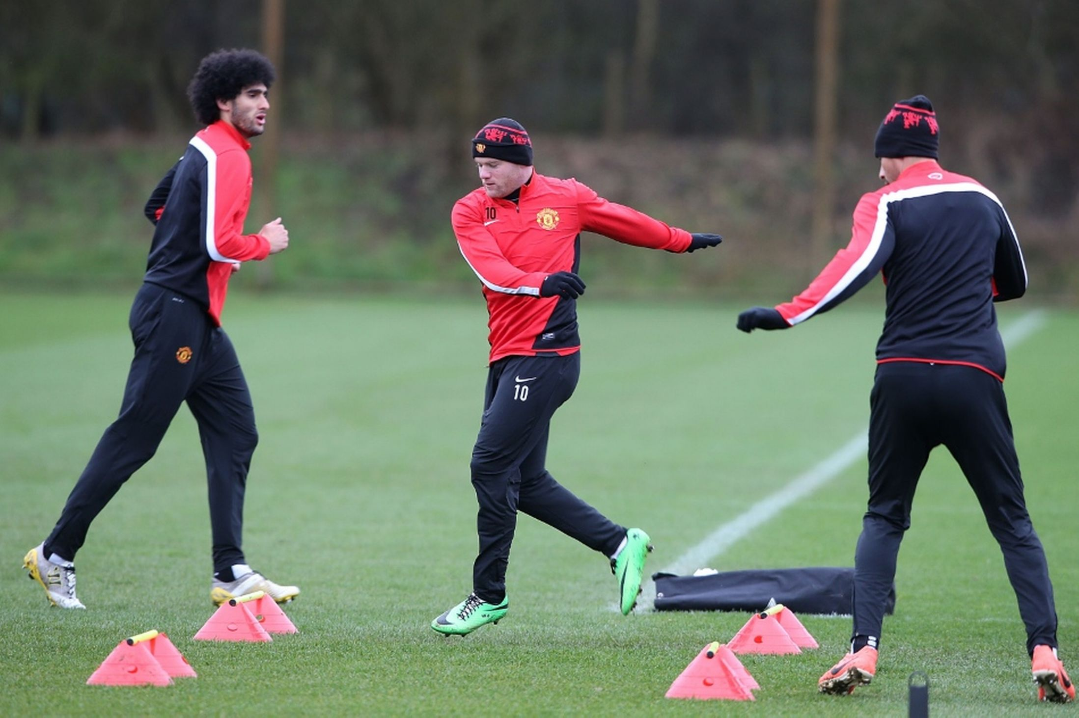 Manchester-United-Training-Session-3178909